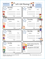 picture about Physical Education Printable Worksheets titled Homeschooling Actual physical Instruction: Will allow Attain Relocating Concern